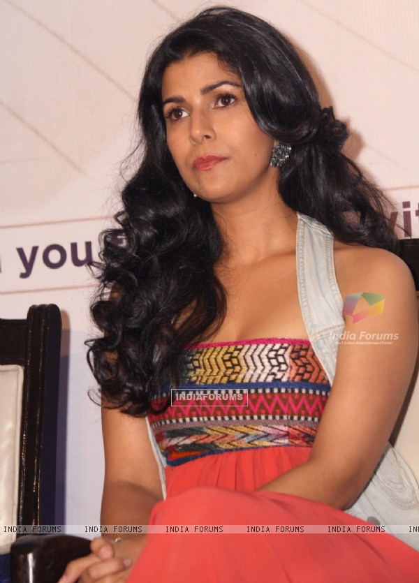 Nimrit Kaur at the Press conference for 'The Lunchbox'