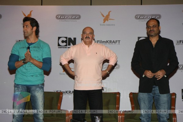First look of Cartoon Network's 'Kid Krrish'