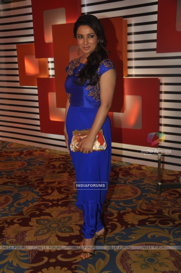 Tisca Chopra at the '24' - Press meet
