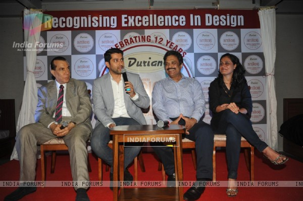 Aftab Shivdasani at the launch of the Awards