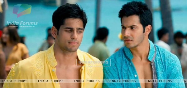Siddharth and Varun