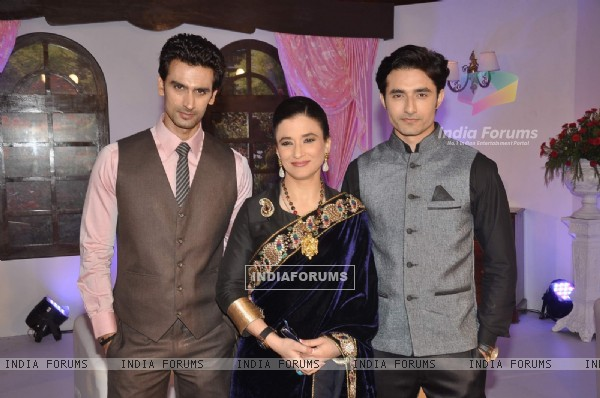 Press Conference of TV serial 'Desh Ki Beti Nandini'