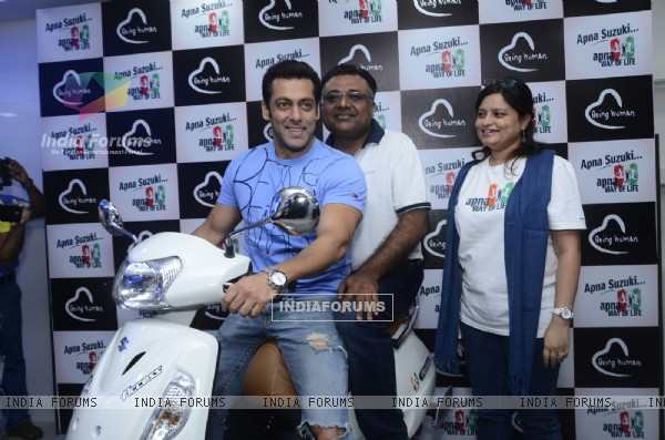 SUZUKI LAUNCHES 'APNA WAY OF LIFE BEING HUMAN' SPECIAL EDITION ACCESS