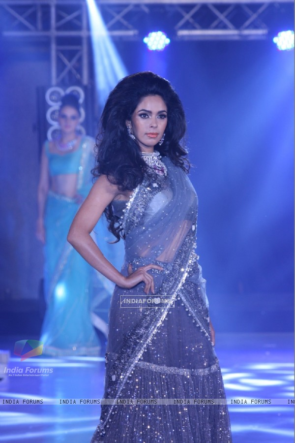 Maliika Sherawat was at the India Bullion And Jewellery Awards 2013