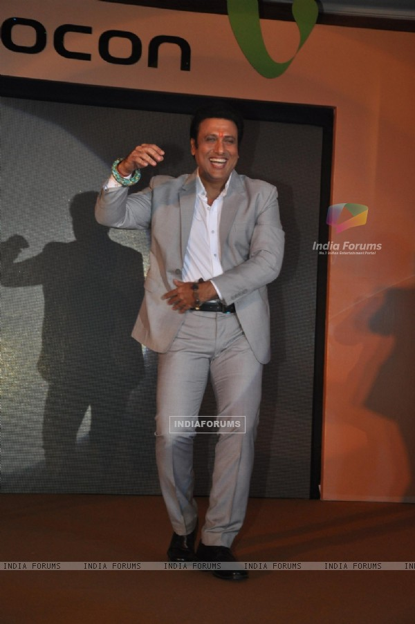 Govinda perfoms at the Album Launch of 'Gori Tere Naina'
