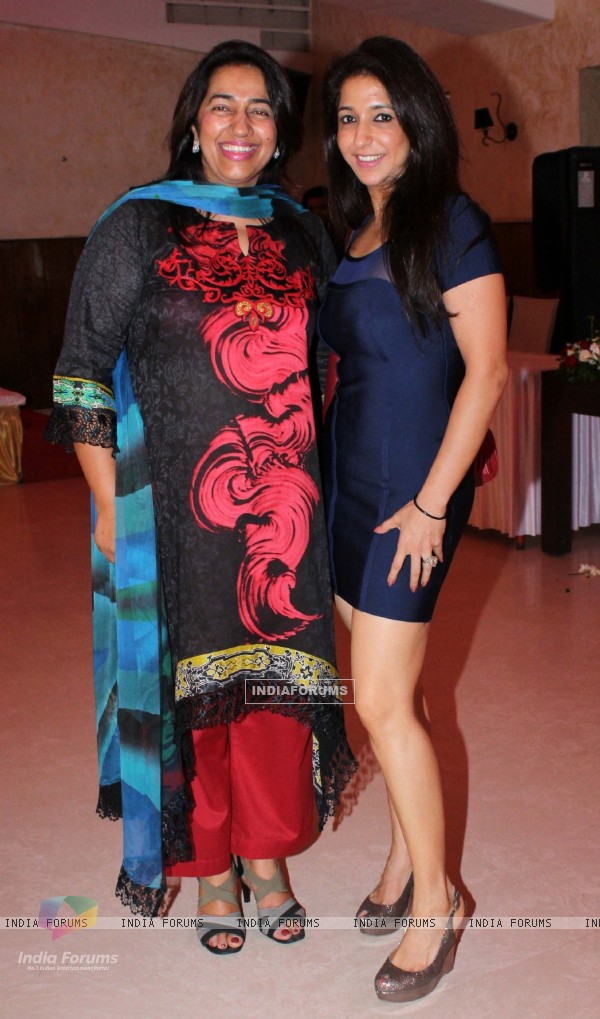 Krishika Lulla at Anu Ranjan's Birthday Party