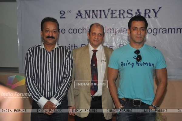 Salman Khan visits Holy Family Hospital