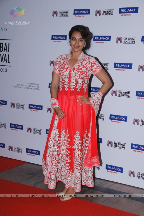 Opening Ceremony of the 15th Mumbai Film Festival