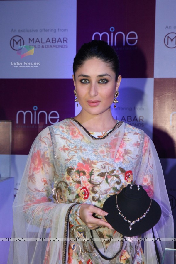 Kareena Kapoor launches Malabar Gold and Diamond's e-commerce venture