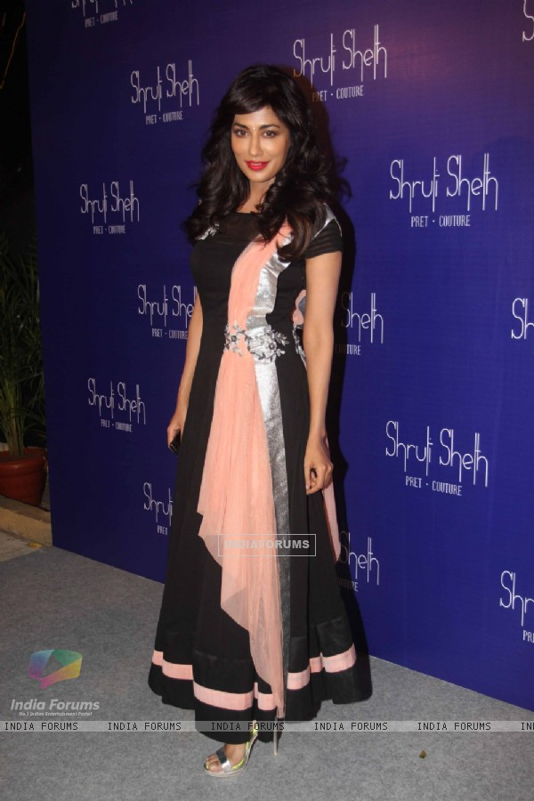 Chitrangada Singh at the Inauguration of Filigree