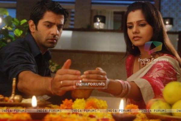 Barun Sobti and Daljeet Bannot