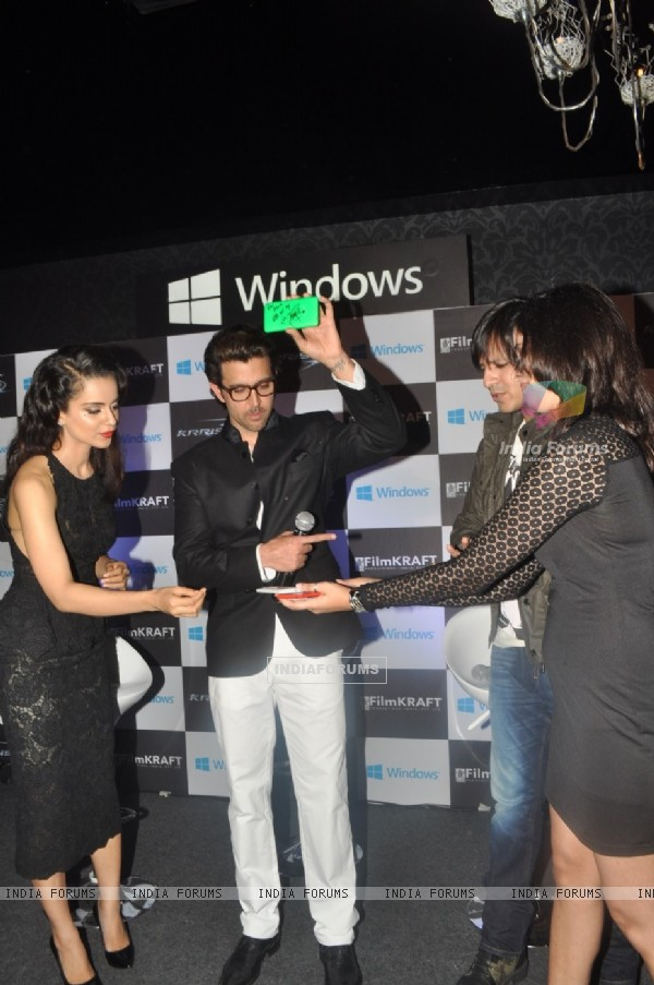 KRRISH 3 Microsoft Halloween Party