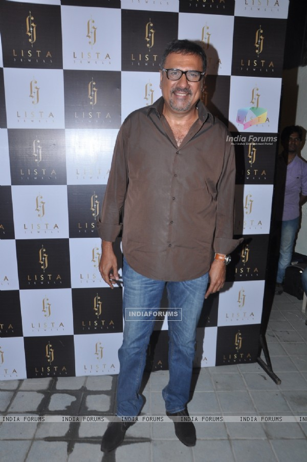 Boman Irani at the Store launch of Lista Jewels