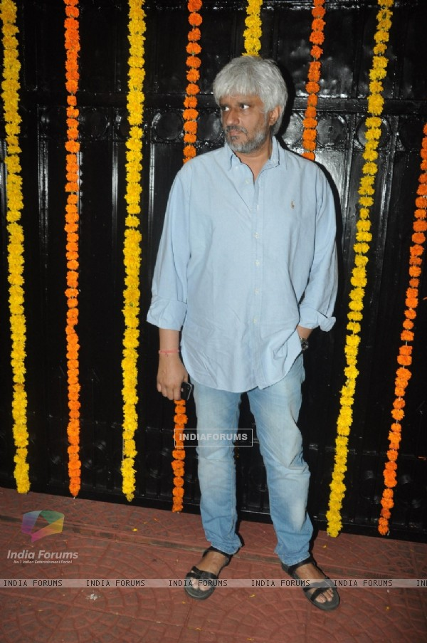 Vikran Bhaat was seen at Ekta Kapoor's Grand Diwali Party