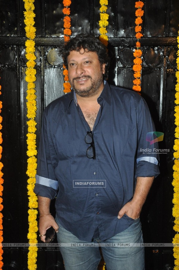 Tigmanshu Dhulia was at Ekta Kapoor's Grand Diwali Party