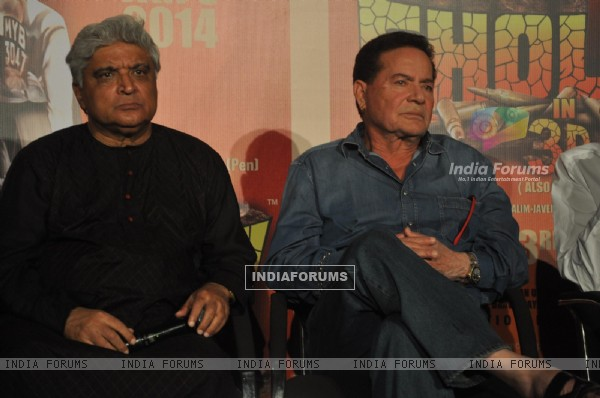 Sholay 3D Trailer Launch