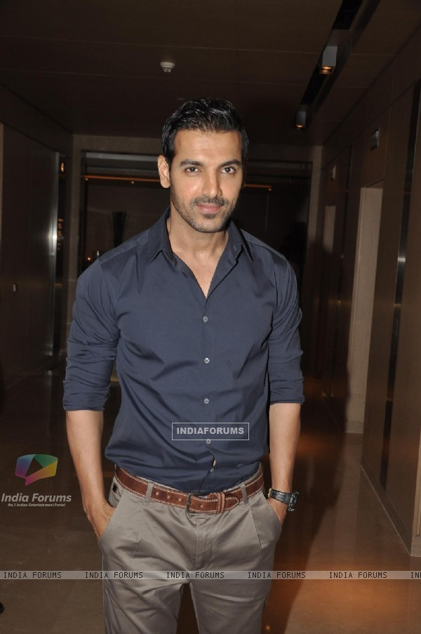 NDTV Good Times announces the launch of John Abraham - A Simple Life
