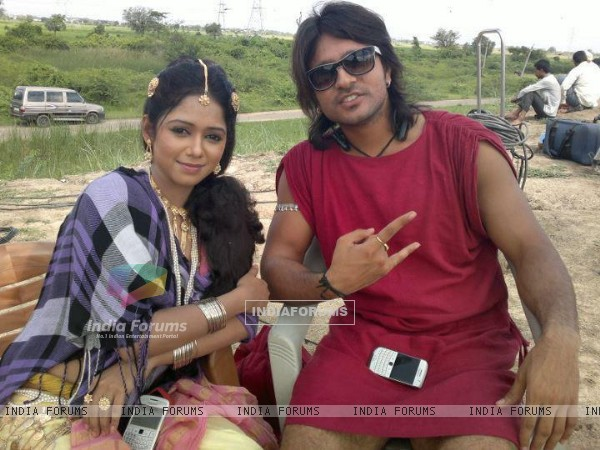 Ashish and Yashashri on the location of CGM