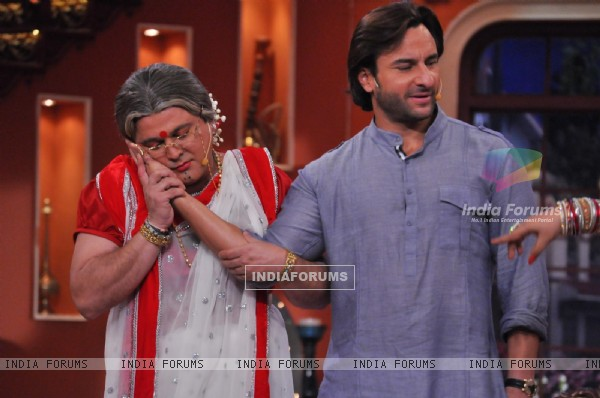 Bullet Raja Promotions on Comedy Nights with Kapil