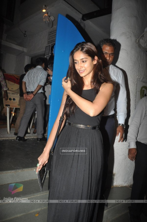 Ieana D'cruz at the 'Finding Fanny Fernandes' wrap up party