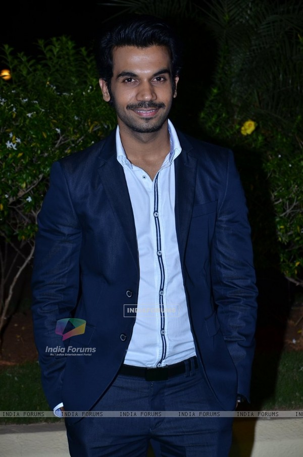 Rajkumar Rao at Vishesh Bhatt's Wedding Reception
