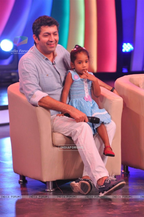 Kunal Kohli was at the NDTV's Our Girls Our Pride event