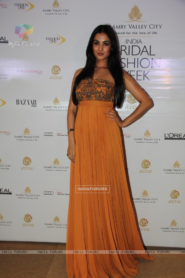 Sonal Chauhan Aamby Valley India Bridal Fashion Week - Day 4
