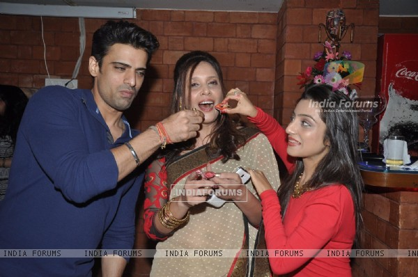 Launch party of Zee TV new series 'Doli Armano Ki'
