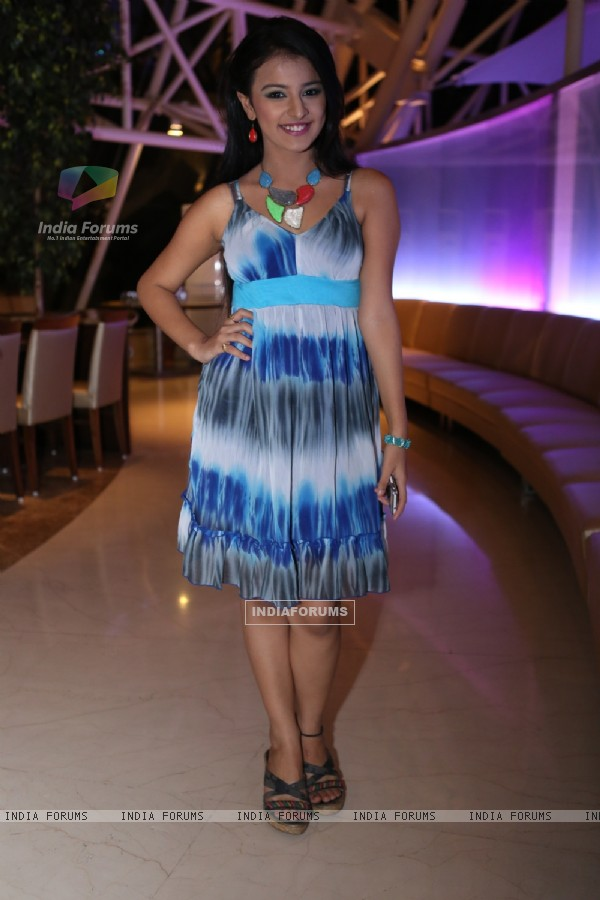 Mahima Makwana at India-Forums.com 10th Anniversary Party