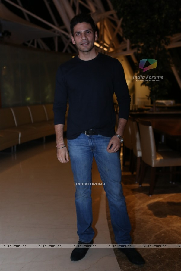 Vipul Gupta at India-Forums.com 10th Anniversary Party