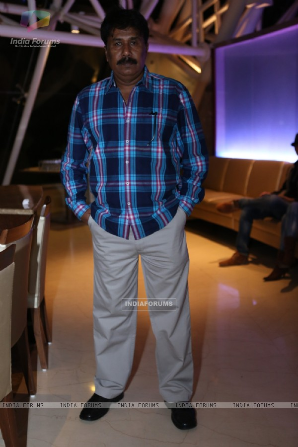 Ashok Lokhande at India-Forums.com 10th Anniversary Party