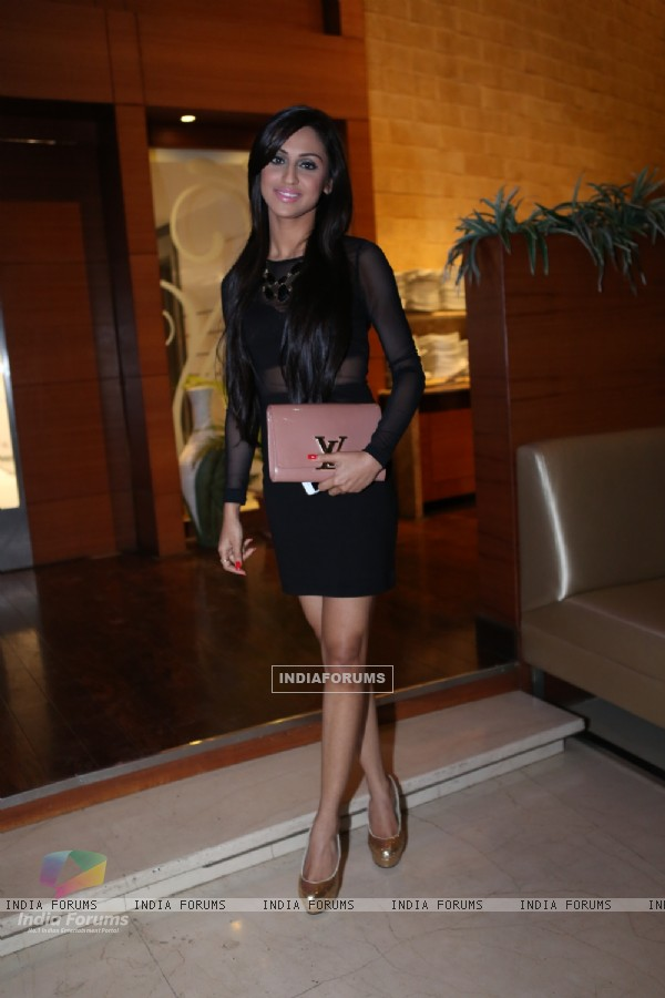 Krystle Dsouza at India-Forums.com 10th Anniversary Party