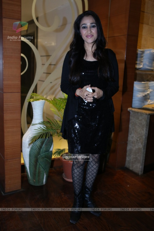 Disha Wakhani at India-Forums.com 10th Anniversary Party