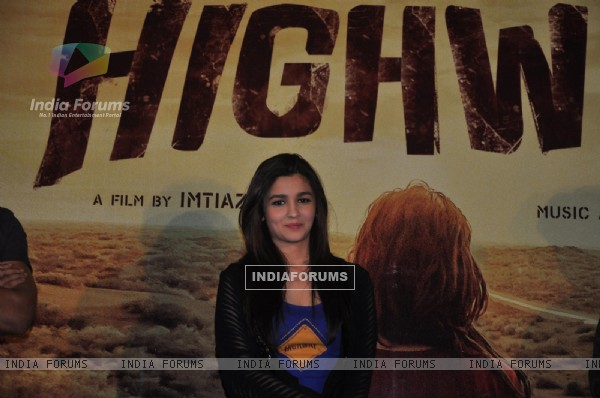 First Look of 'Highway'