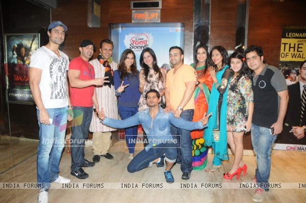 Special Screening of 'Luv Yoou Soniye'
