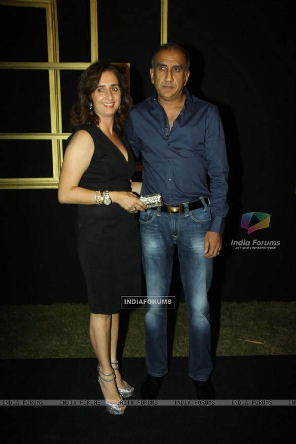 Milan Luthria at Deepika Padukone's party