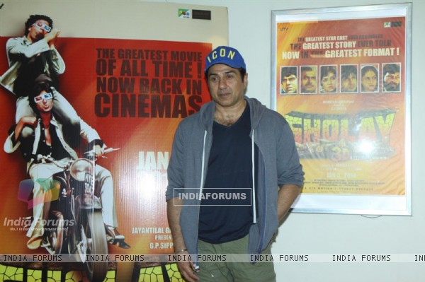 Special Screening of Sholay 3D