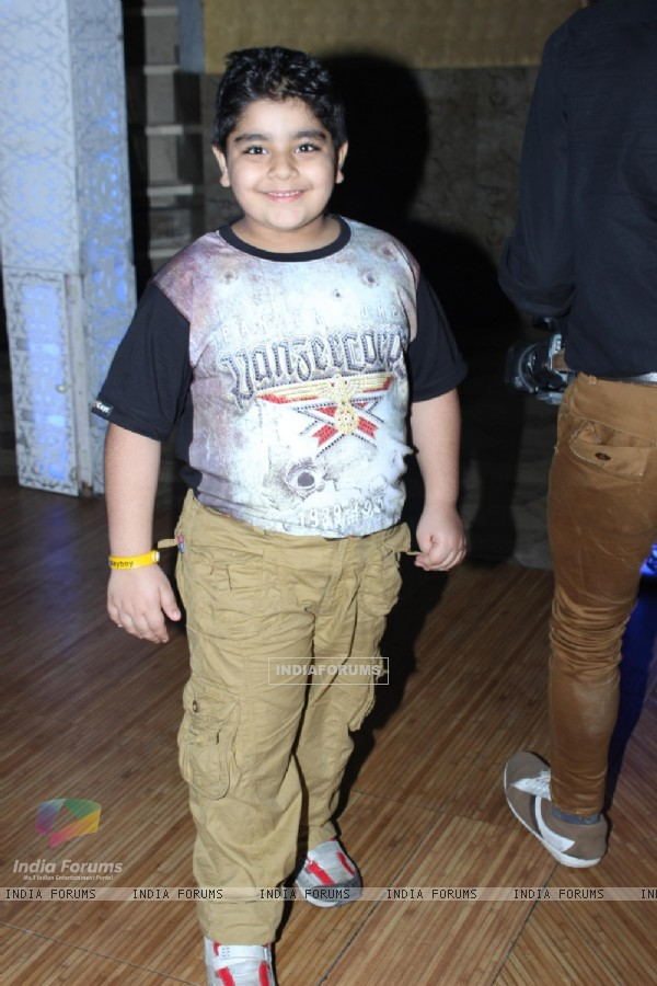 Sadhil Kapoor was at Nikhil Sinha and Suhana Sinha's party
