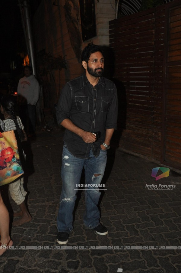 Parvin Dabas was seen at Dabboo Ratnani's 2014 Calendar launch