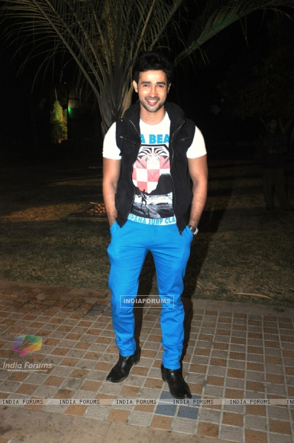 Karan Sharma was seen at the GR8! Love Stories Calendar Launch