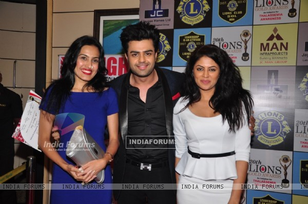 Celebs at the 20th Lions Gold Awards