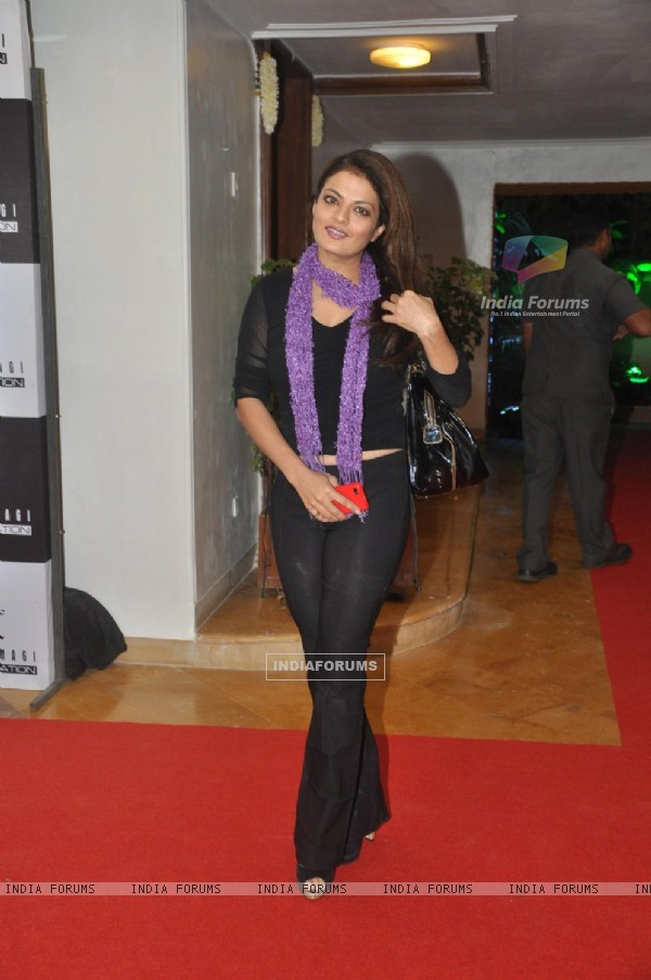 Sheeba Akashdeep was seen at Rouble Nagi's Art Foundation Event