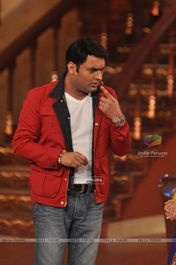 Kapil Sharma on Comedy Night With Kapil