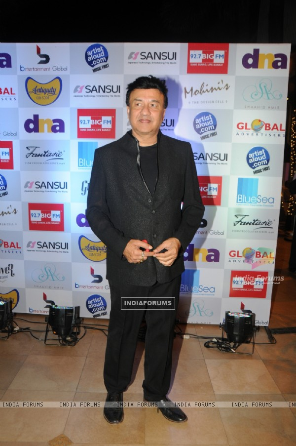 Anu Malik at the Music Mania Event