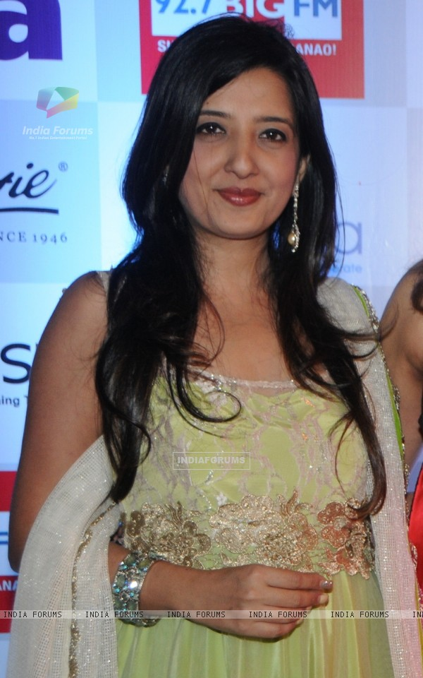 Amy Billimoria was at the Music Mania Event