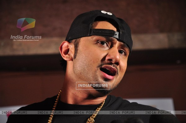 Honey Singh at Ragini MMS 2 Song Shoot