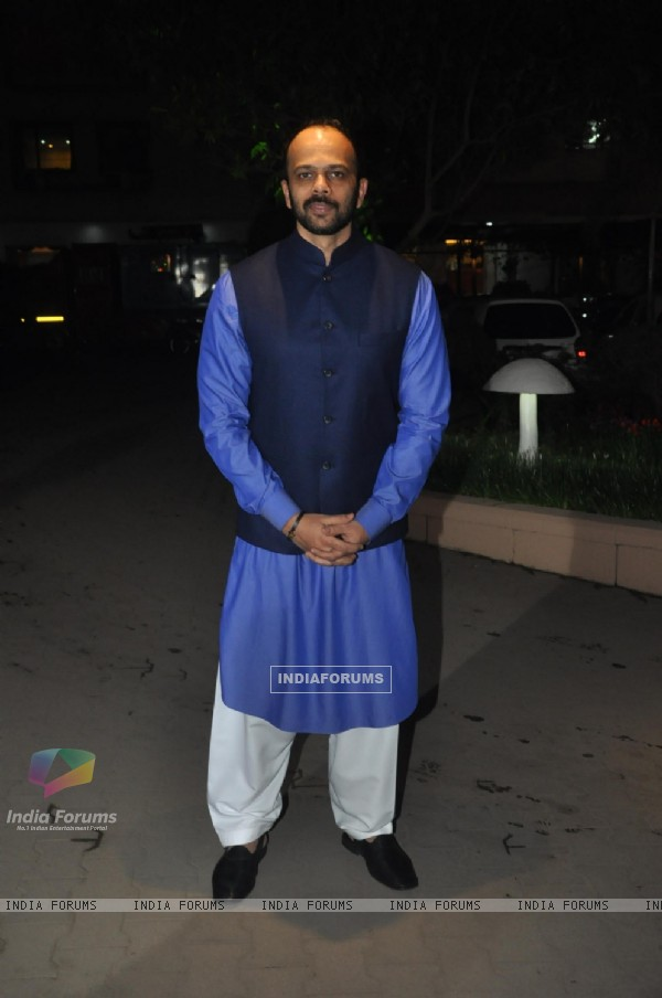 Rohit Shetty was at Raghav Sachar & Amita Pathak Wedding
