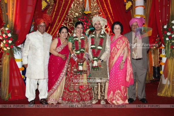 Raghav Sachar & Amita Pathak Wedding