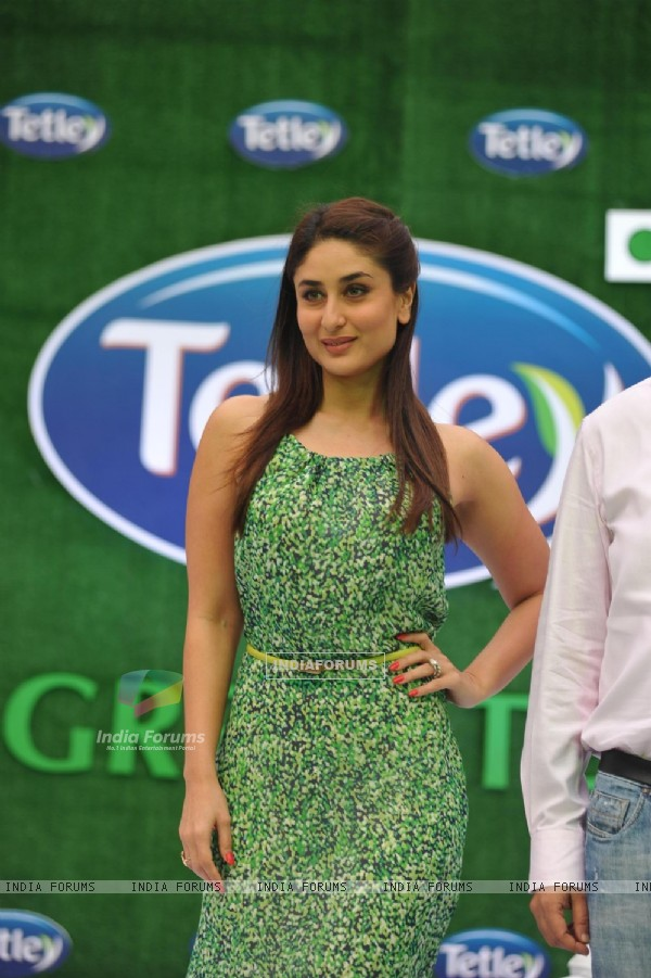 Kareena Kapoor was seen at the Launch