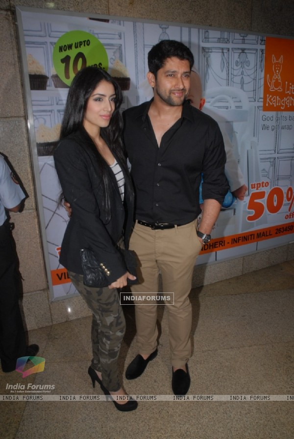 Aftab Shivdasani was at the Special Screening of Jai Ho